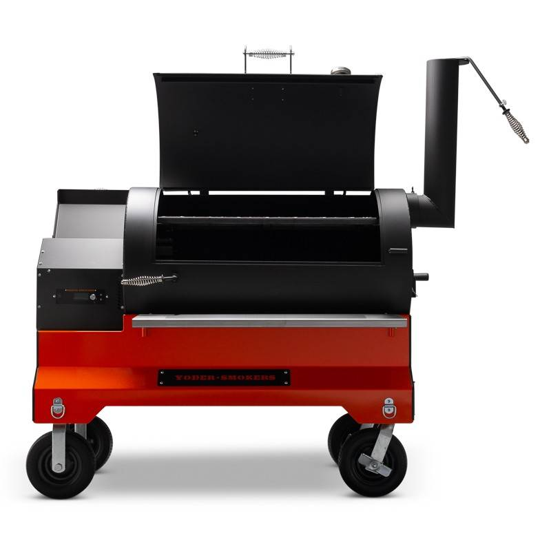 Yoder Smokers YS-1500s at West Coast BBQ in San Diego