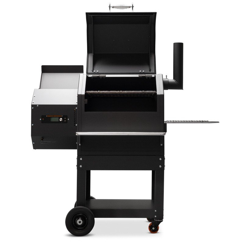 Yoder Smokers YS-480s at West Coast BBQ in San Diego