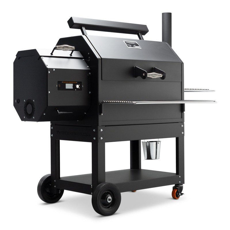 yoder smokers ys640s pellet grill acs wifi 6