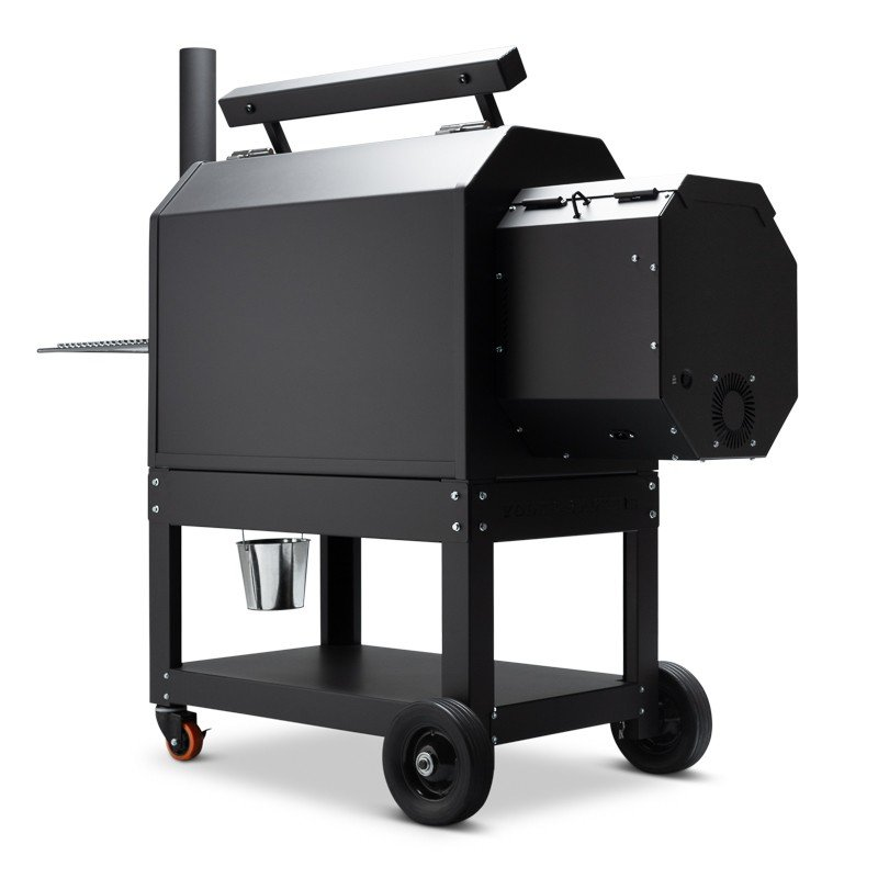 Yoder Smokers YS-640s at West Coast BBQ in San Diego