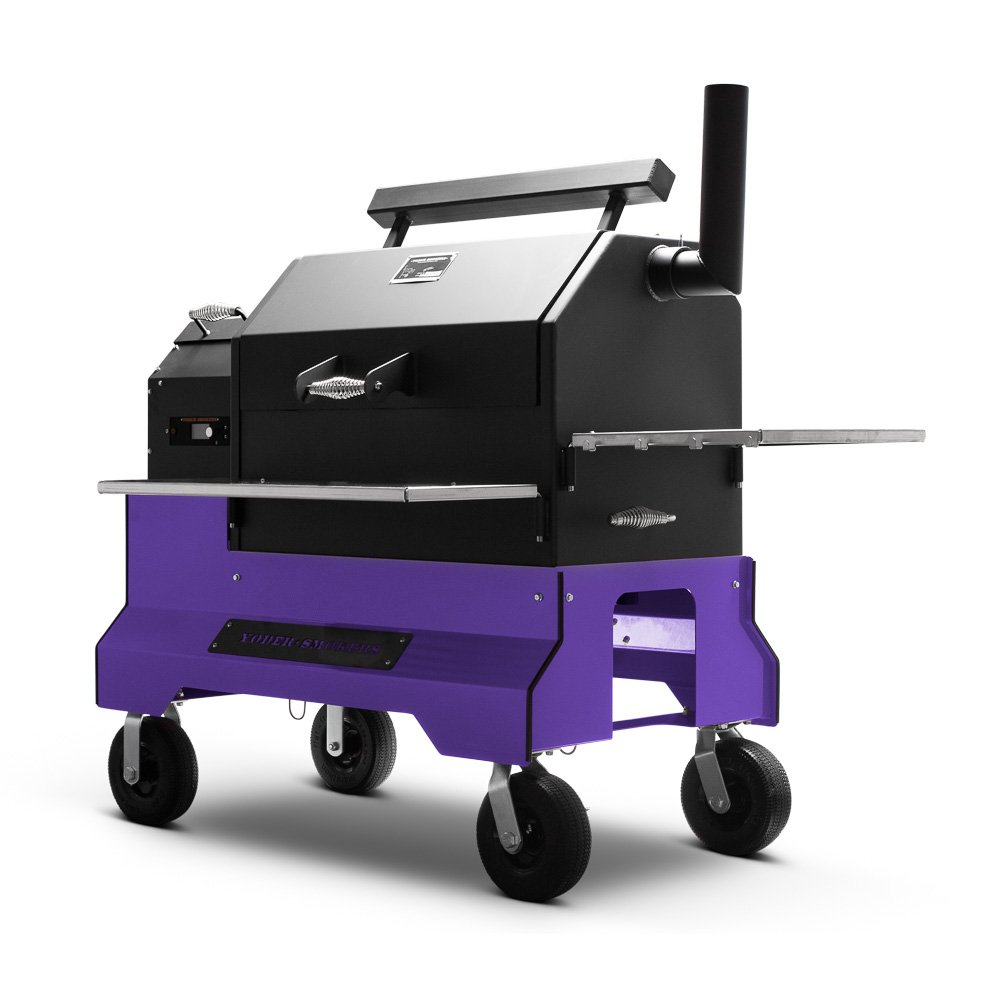 ys640 competition cart purple