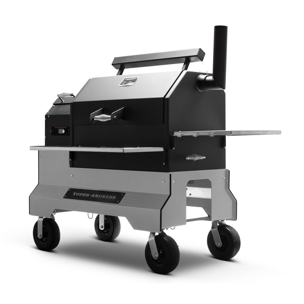 ys640 competition cart silver