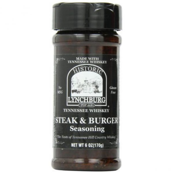 Historic Lynchburg Steak & Burger