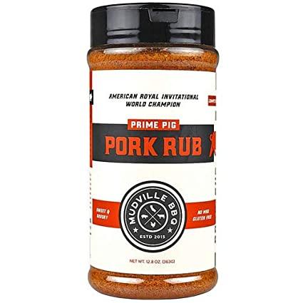 Mudville Prime Pig Pork Rub