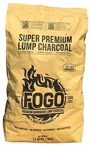 Fogo Super Premium Charcoal & Smoking Wook