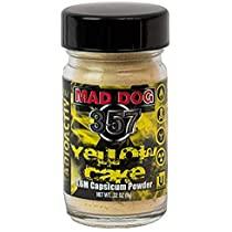 Mad Dog 357 Yellow Cake Powder