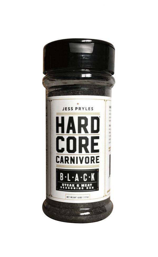 Hard Core Carnivore Black