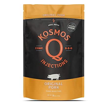 Kosmos Q Pork Injection Sauce