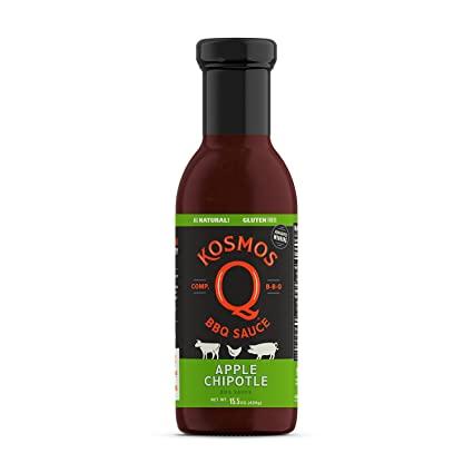 Kosmos Q Apple Chipotle Bbq Sauce