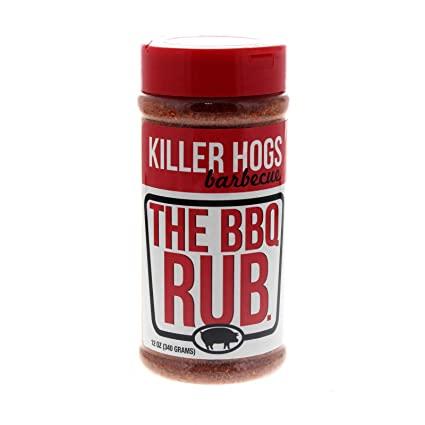 Killer Hogs Bbq Rub