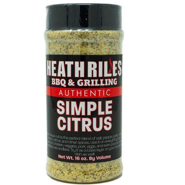 Heath Riles Simple Citrus