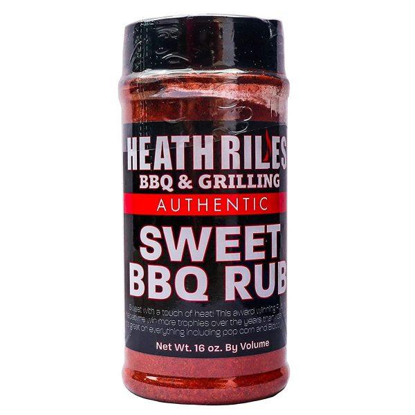 Heath Riles Sweet Bbq Rub