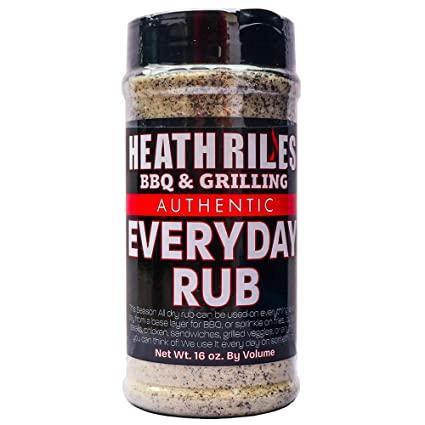 Heath Riles Everyday Rub