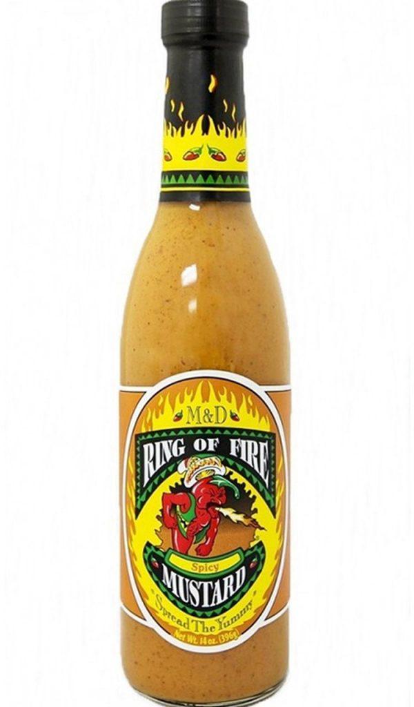 Ring Of Fire Mustard