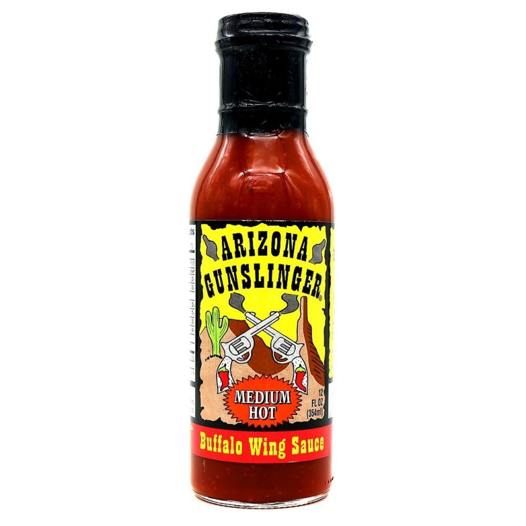 Arizona Gunslinger Medium Wing Sauce