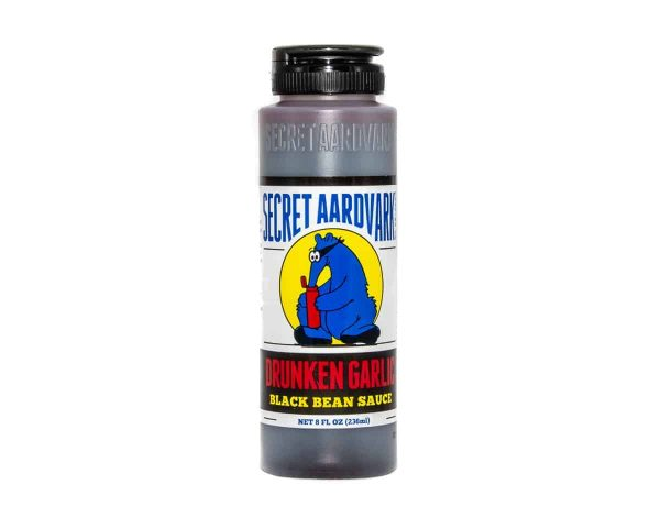Secret Aardvark Drunken Garlic