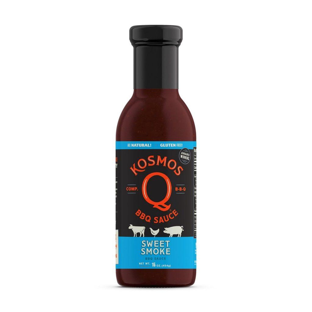 Kosmos Q Sweet Smoke Bbq Sauce