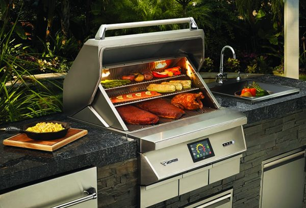 """36"""" Twin Eagles Pellet Grill and Smoker"""