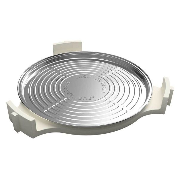 Disposable Drip Pan for the Big Green Egg with conveggtor