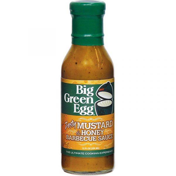 Big Green Egg Zesty Mustard and Honey