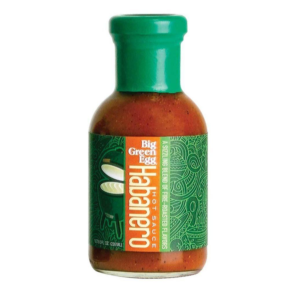 Big Green Egg Hot Sauce