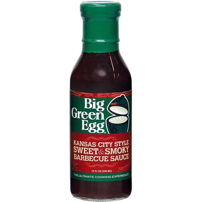 Big Green Egg Kansas City Style BBQ Sauce