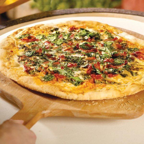 Big Green Egg Pizza & Baking Stone