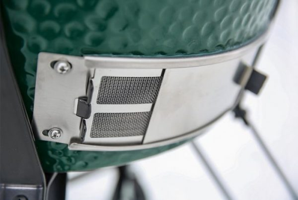 big green egg venting system