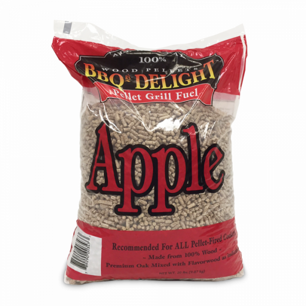 Bbqr'S Delight Apple Pellets