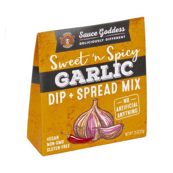 Sauce Goddess Garlic Dip