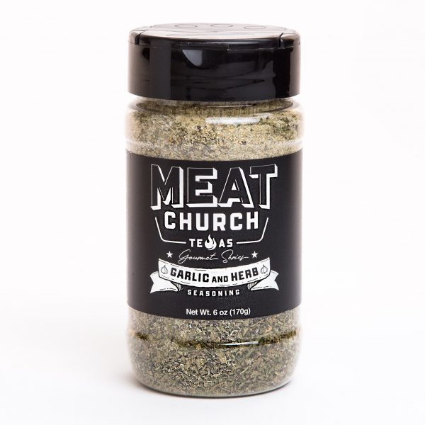 Meat Church Garlic Herb