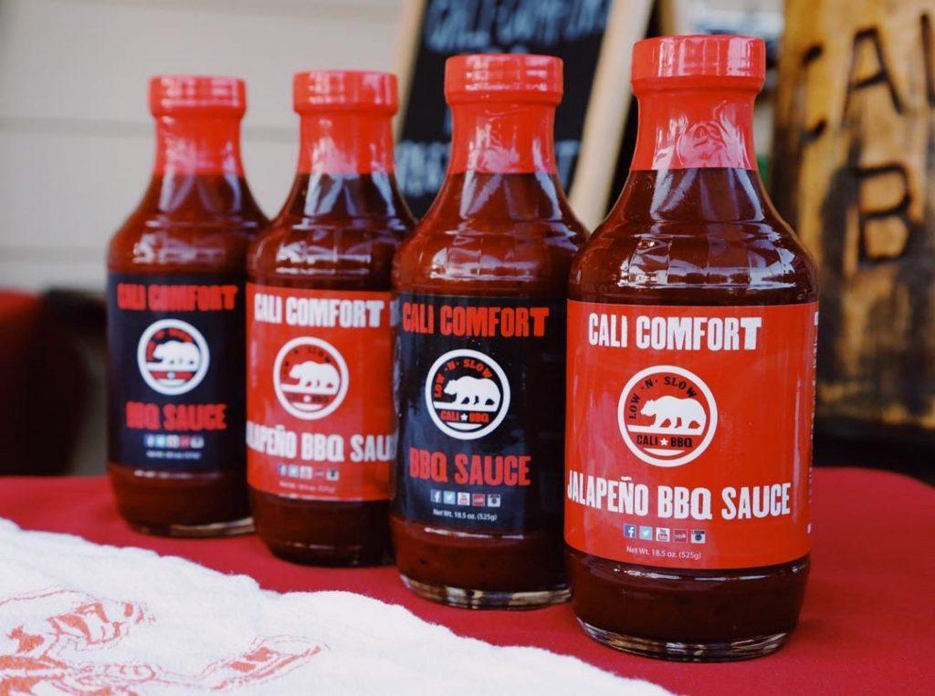 Cali Comfort Bbq Sauce