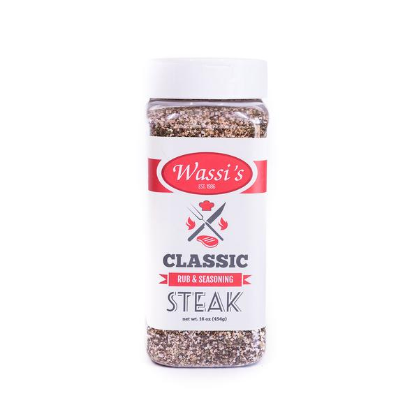 Wassi'S Steak