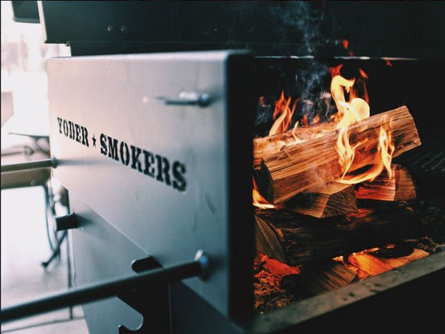 Yoder Smokers at West Coast BBQ