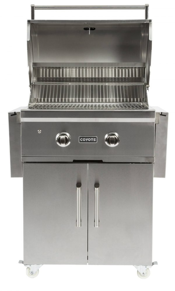 Coyote Grill C1C28 FS open scaled
