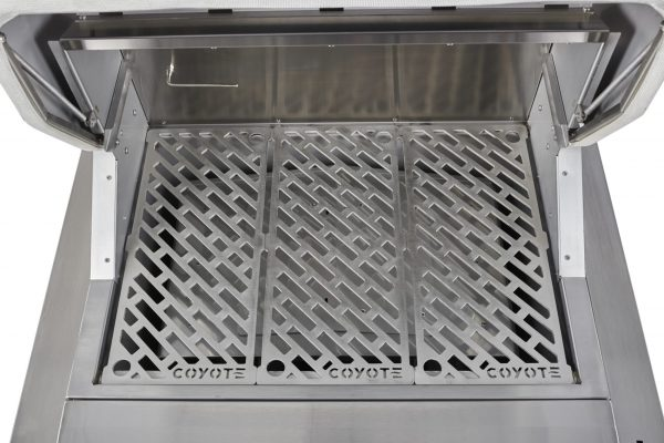 Coyote Pellet Grill Cooking Grates 1