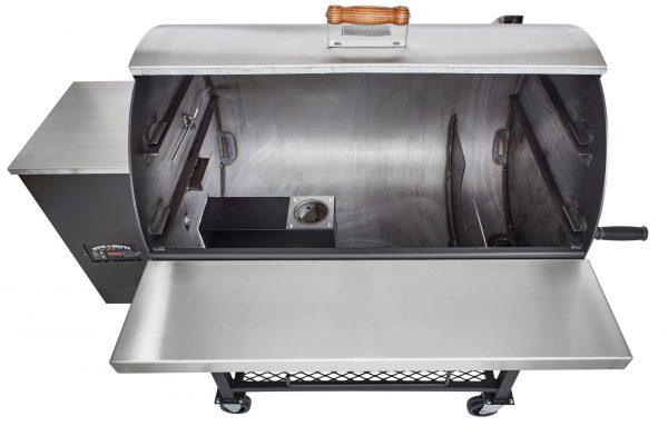 Pitts & Spitts Maverick 1250 Wood Pellet Grill