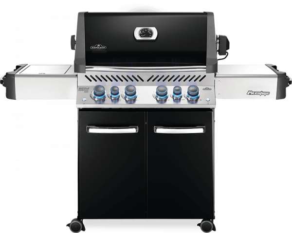Prestige® 500 RSIB with Infrared Side and Rear Burners