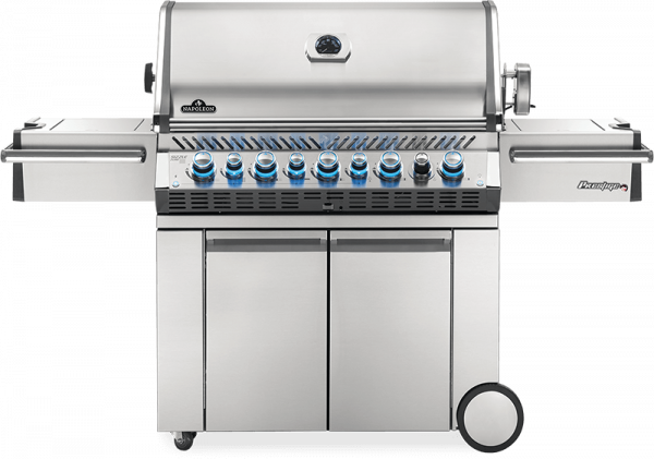 Prestige PRO™ 665 RSIB with Infrared Side and Rear Burners