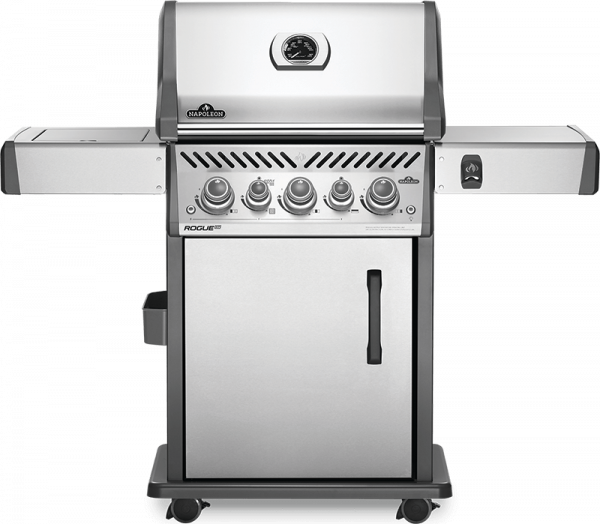 Rogue® SE 425 RSIB with Infrared Side and Rear Burners