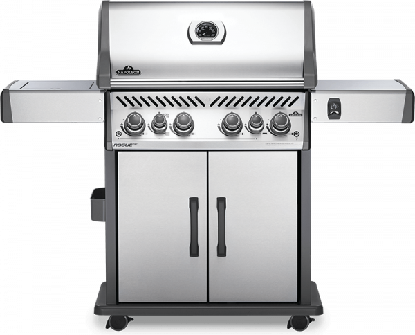 Rogue® SE 525 RSIB with Infrared Side and Rear Burners