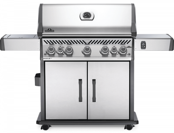 Rogue® SE 625 RSIB with Infrared Side and Rear Burners