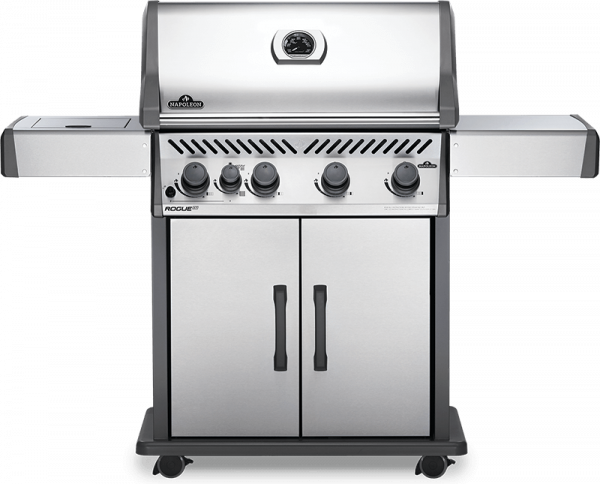 Rogue® XT 525 SIB with Infrared Side Burner