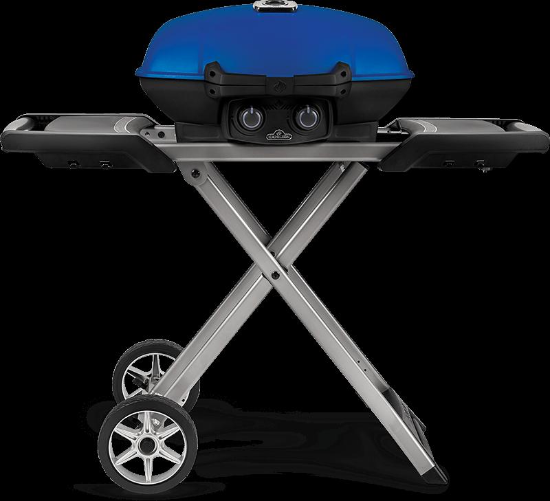 TravelQ™ 285X with Scissor Cart