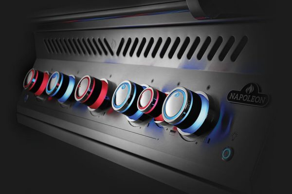 Built-In 700 Series 38 RB with Infrared Rear Burner