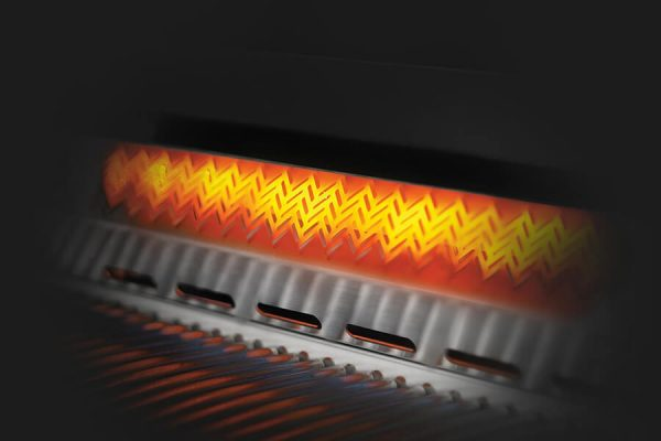 Built-In 700 Series 32 RB with Infrared Rear Burner