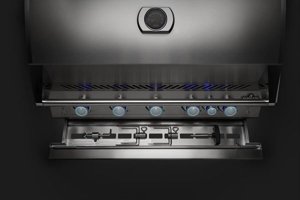 Built-In 700 Series 44 RB with Dual Infrared Rear Burners