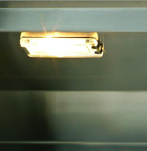 Feature interior light