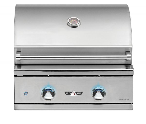 delta heat 26 inch outdoor grill